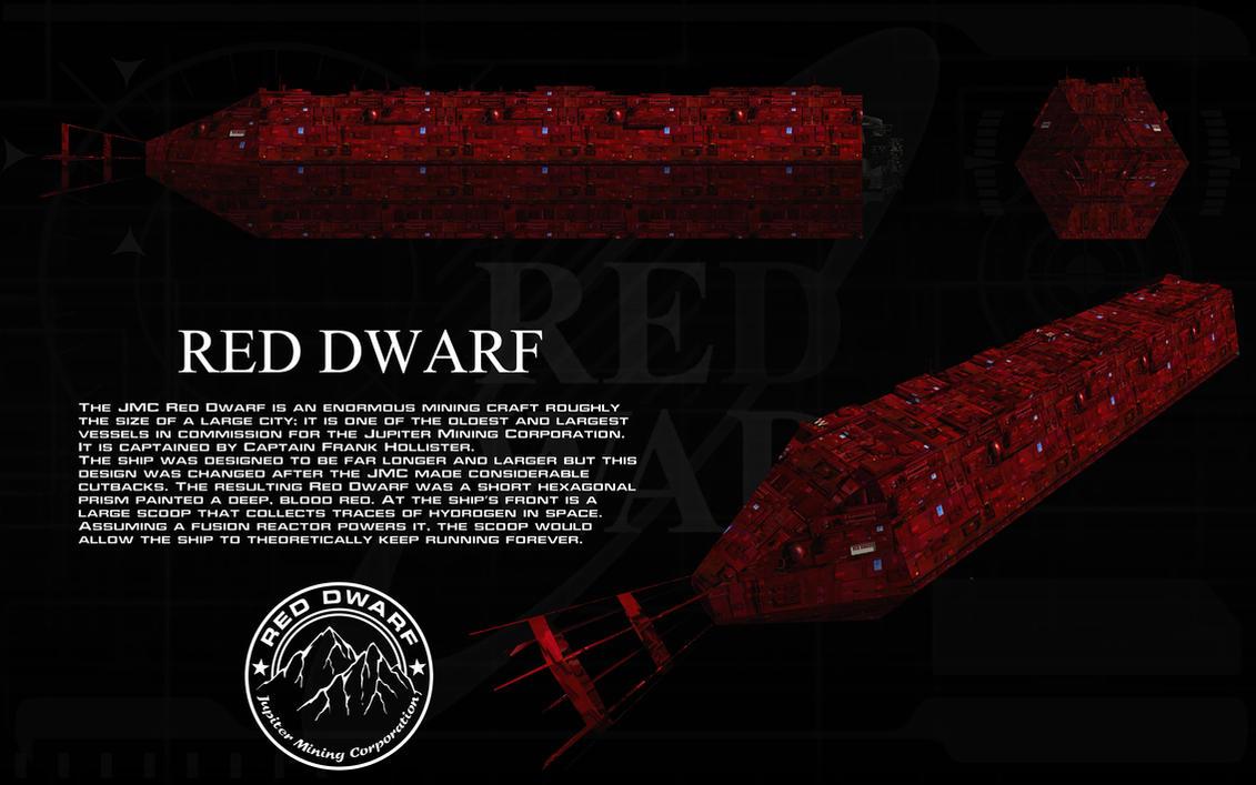 red dwarf ship wallpaper - photo #5