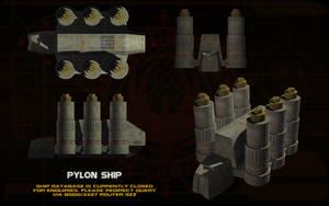 Pylon Ship ortho by unusualsuspex