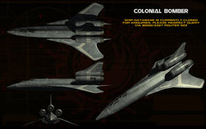 Colonial Bomber ortho by unusualsuspex