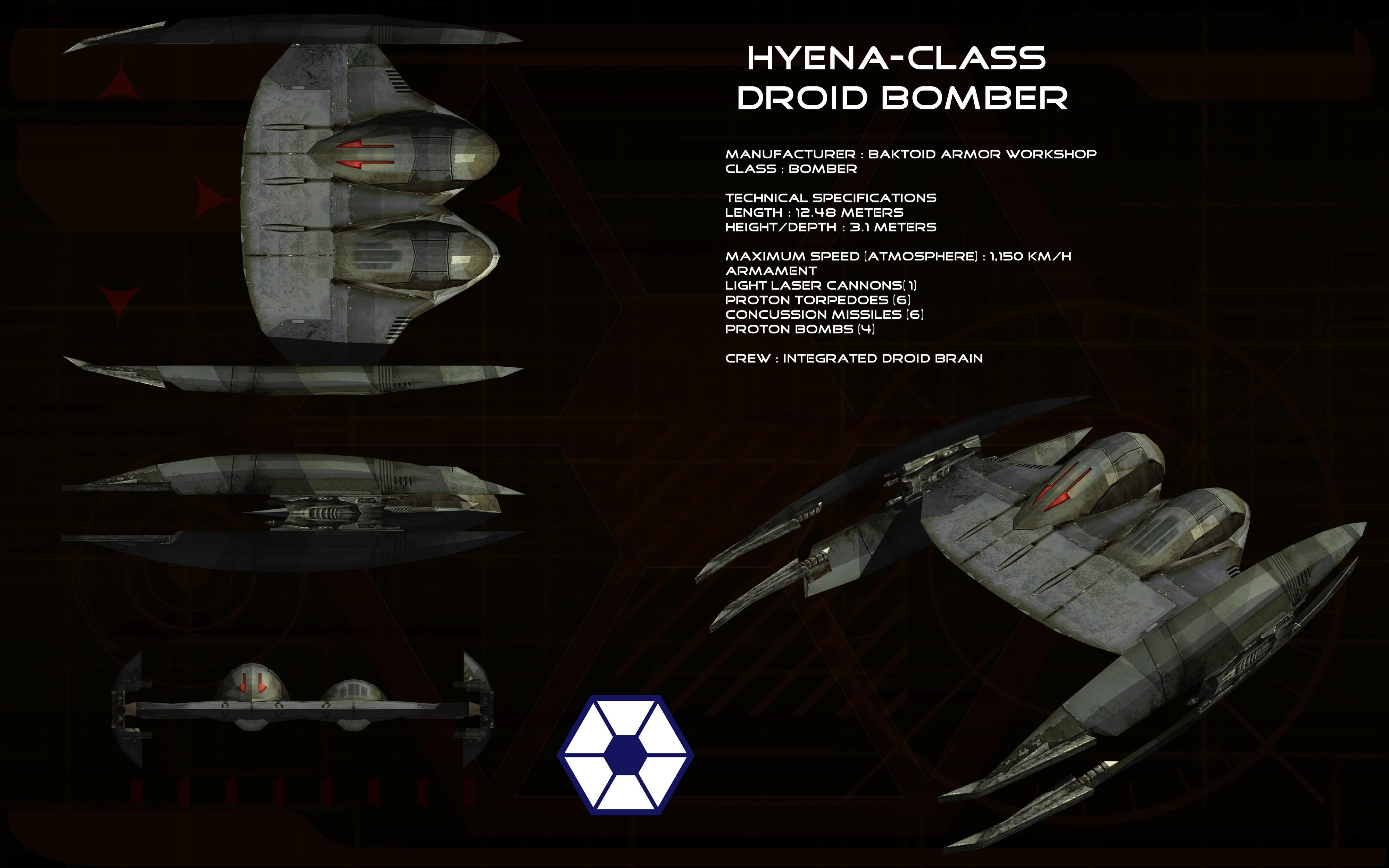 Hyena Bomber Ortho By Unusualsuspex On Deviantart