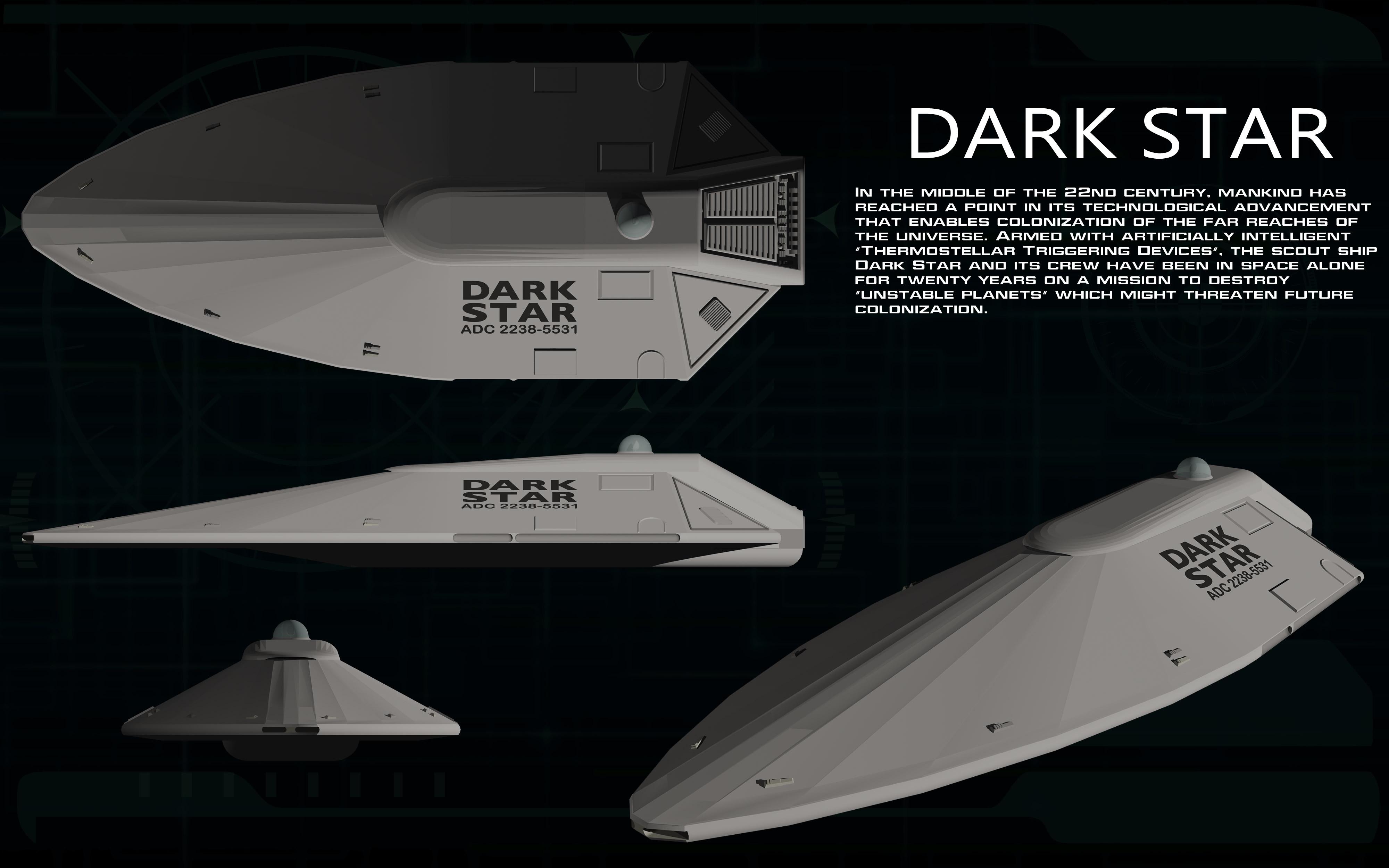 Dark Star Ortho By Unusualsuspex On Deviantart