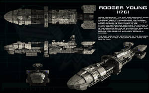 Rodger Young [176] corvette ortho by unusualsuspex