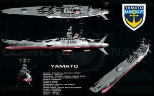 EDF Yamato ortho by unusualsuspex