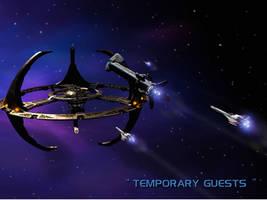 Temporary Guests by unusualsuspex