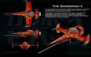 Swordfish II ortho by unusualsuspex