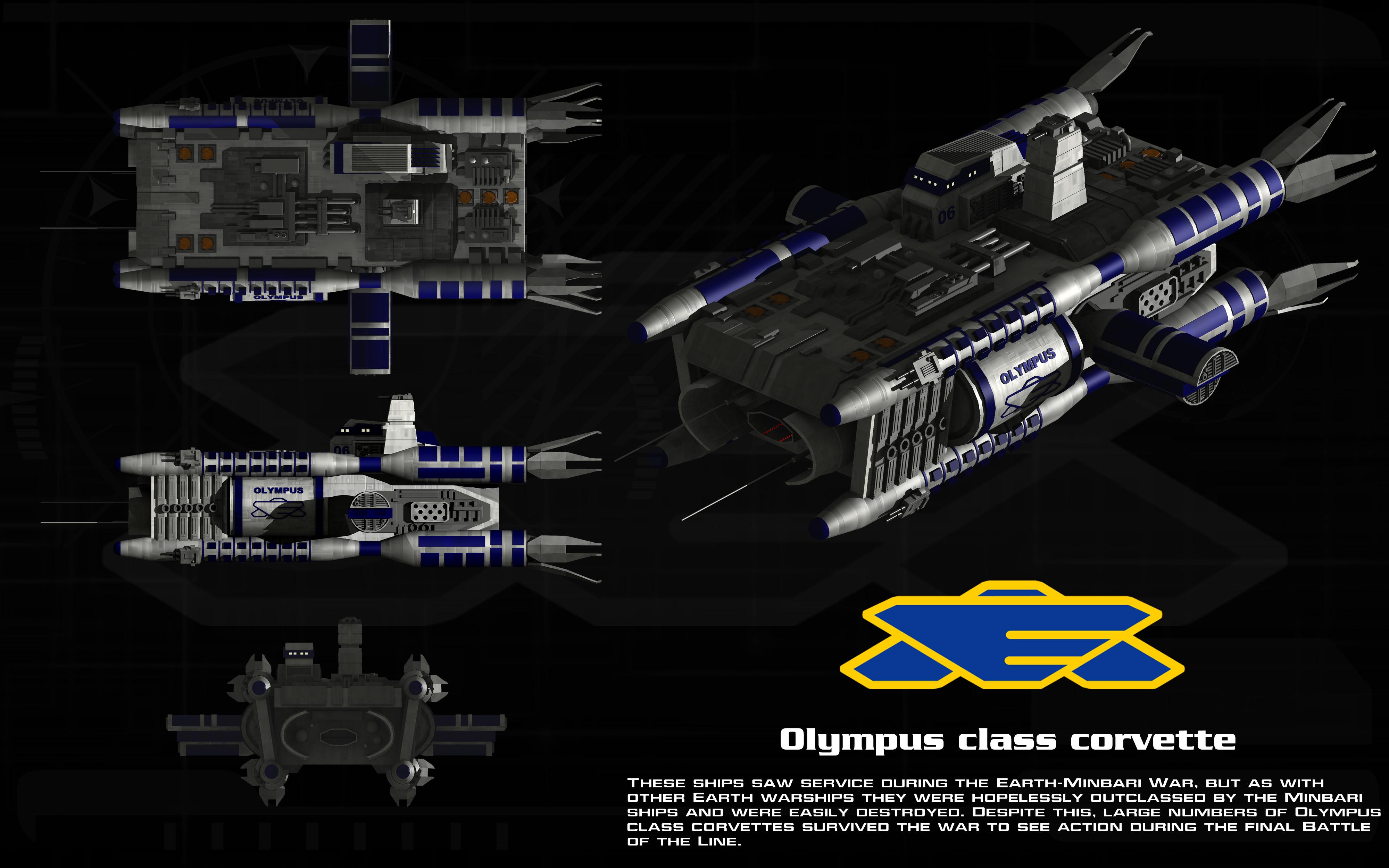 Babylon 5 Orthos By Unusualsuspex On DeviantArt