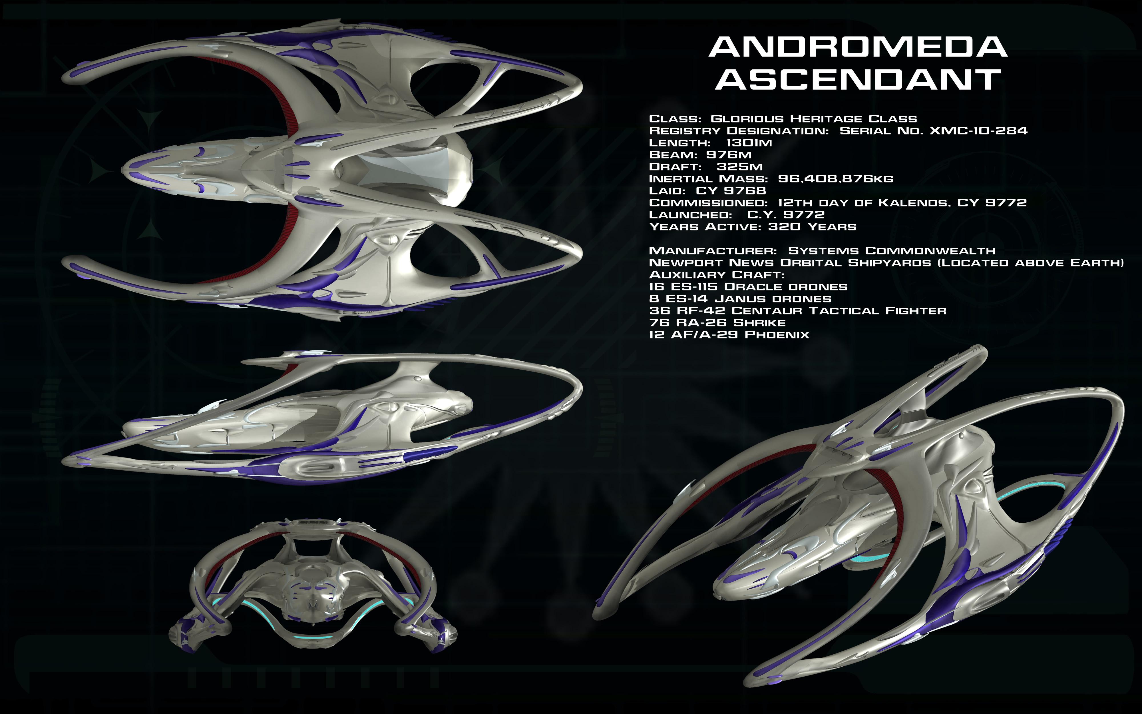 Andromeda Ascendant Ortho By Unusualsuspex On Deviantart