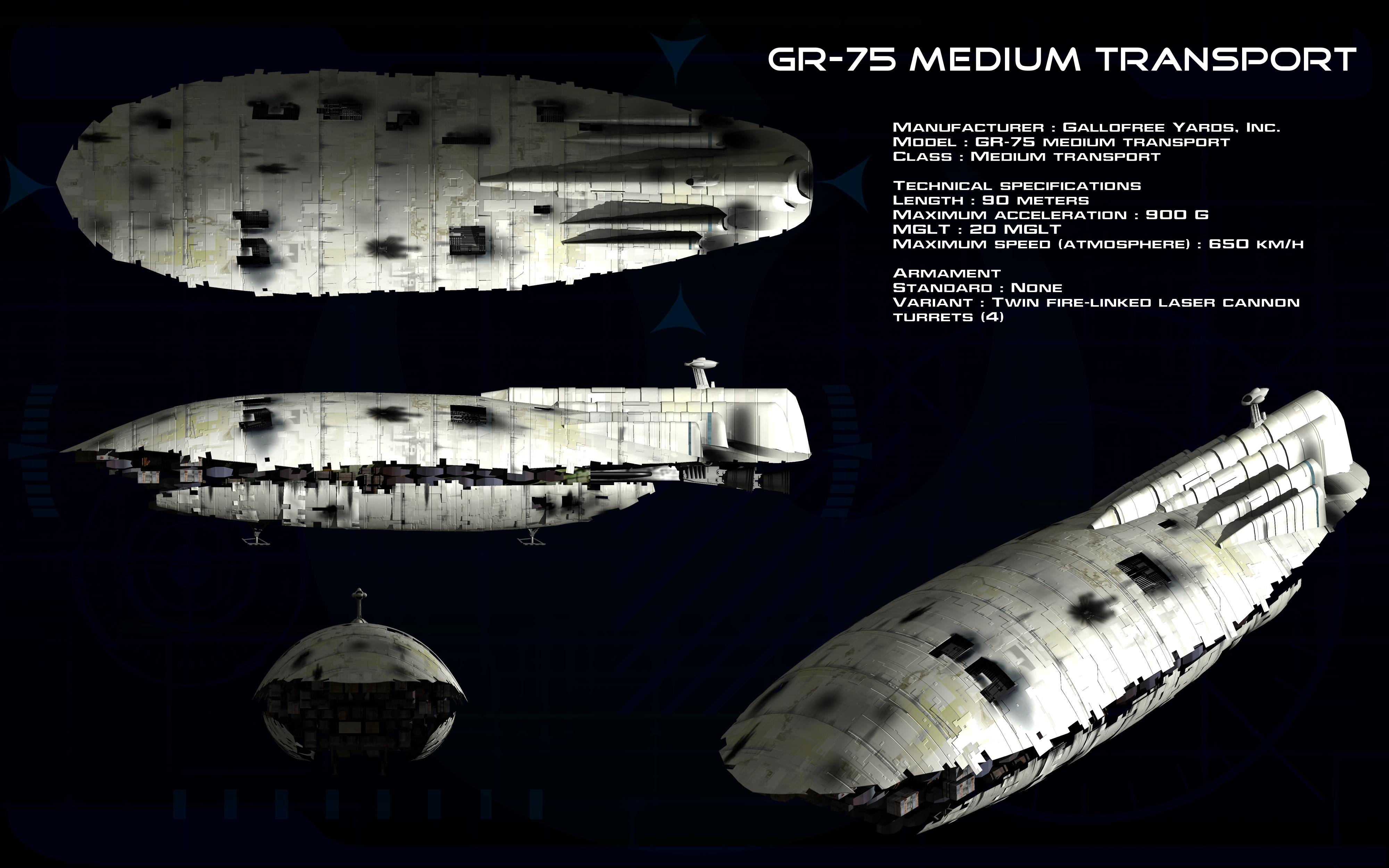 GR-75 Medium Transport ortho [updated] by unusualsuspex on