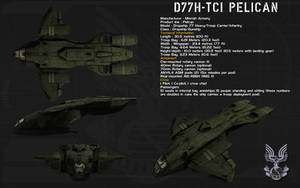 D77H-TCI Pelican ortho by unusualsuspex