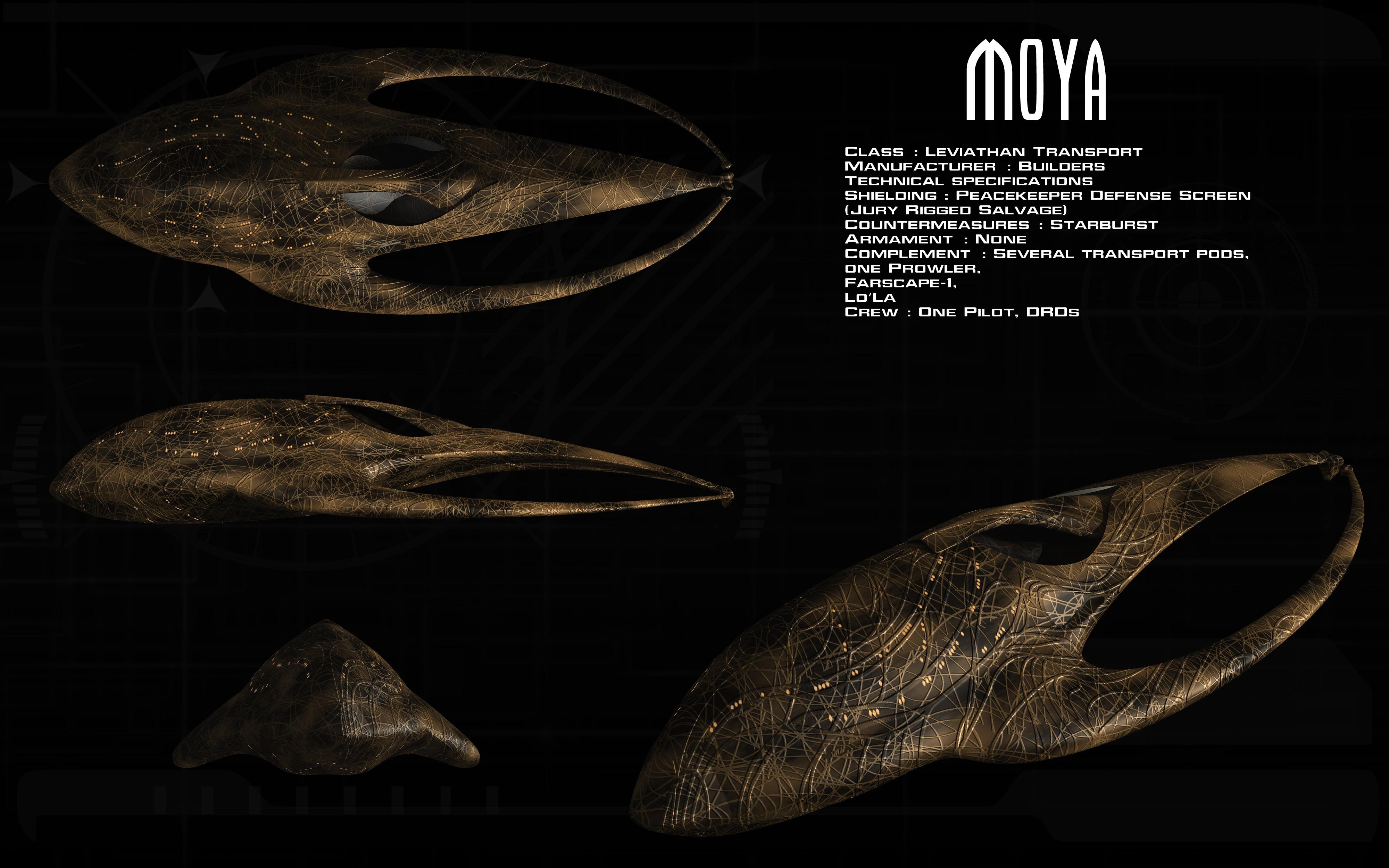 Moya - Farscape