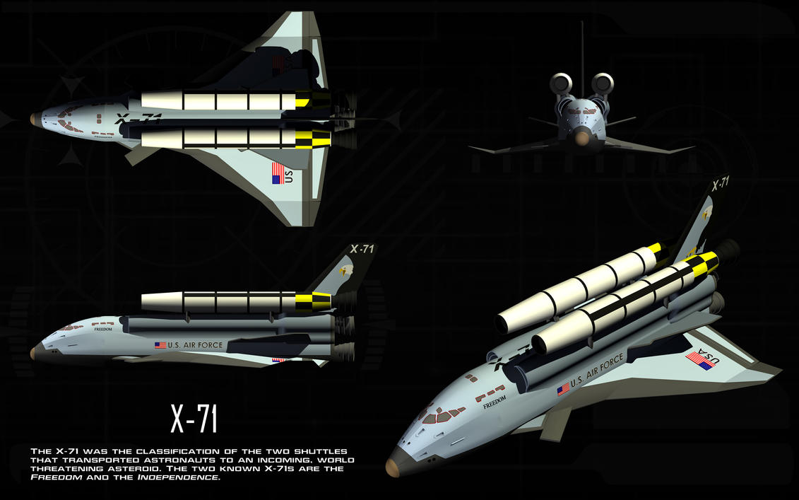 space shuttle x 71 - photo #17