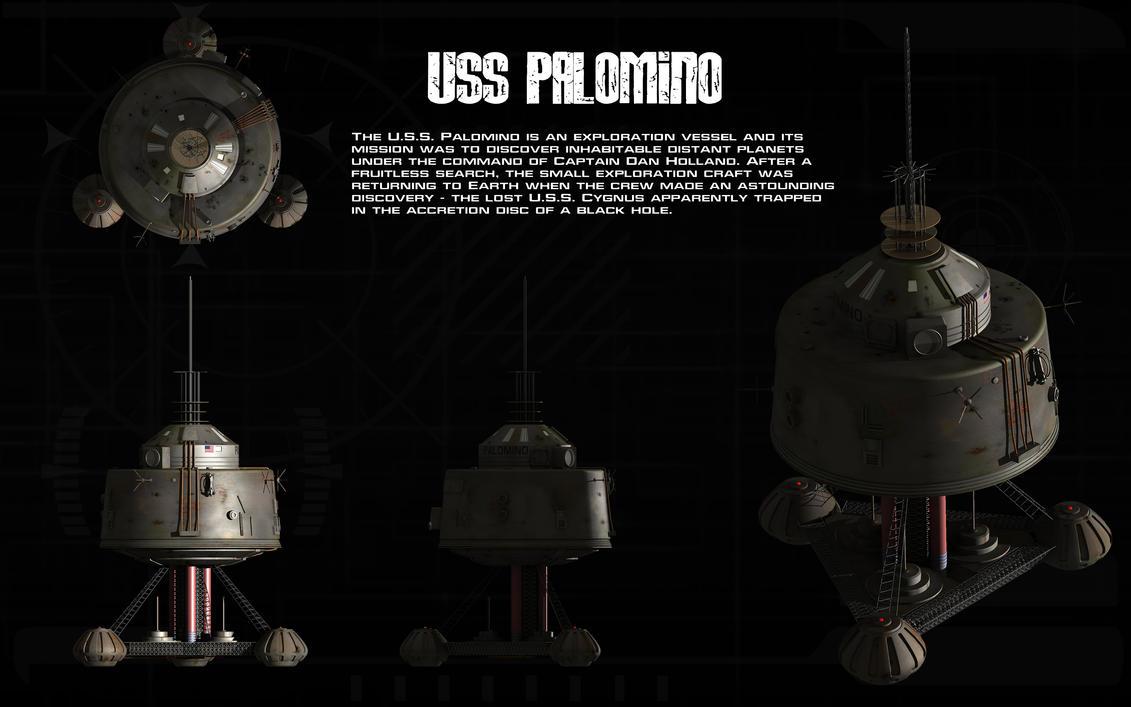 palomino the black hole gun - photo #22