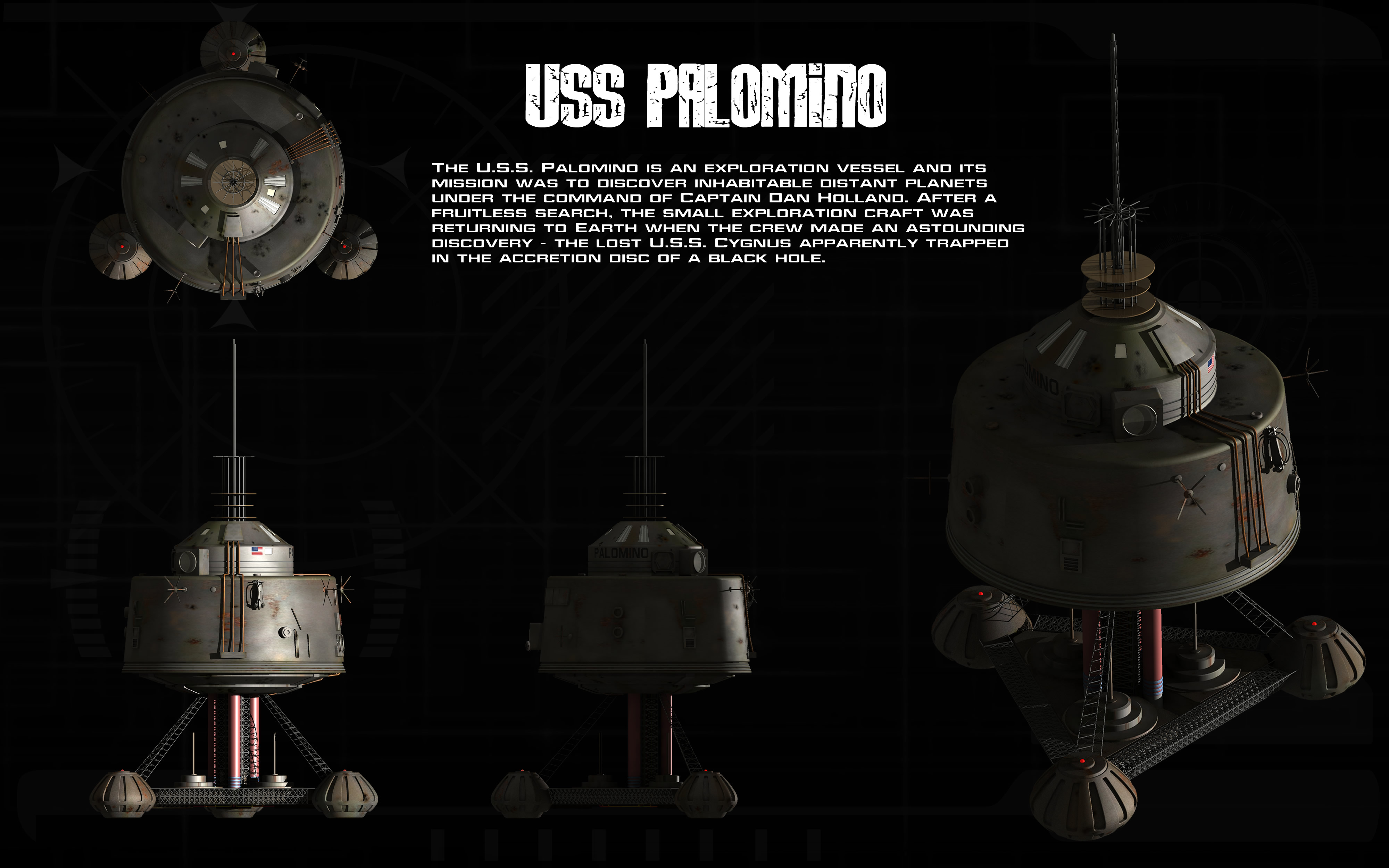 USS Palomino ortho by unusualsuspex on DeviantArt