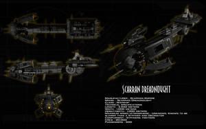 Scarran Dreadnought ortho by unusualsuspex