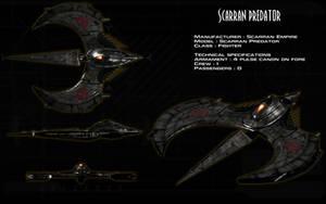 Scarran Predator ortho by unusualsuspex