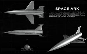Space Ark ortho by unusualsuspex