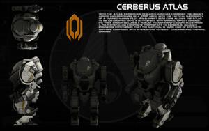 Cerberus Atlas ortho by unusualsuspex
