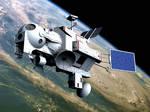 SHADO Warrior - Space Intruder Detector