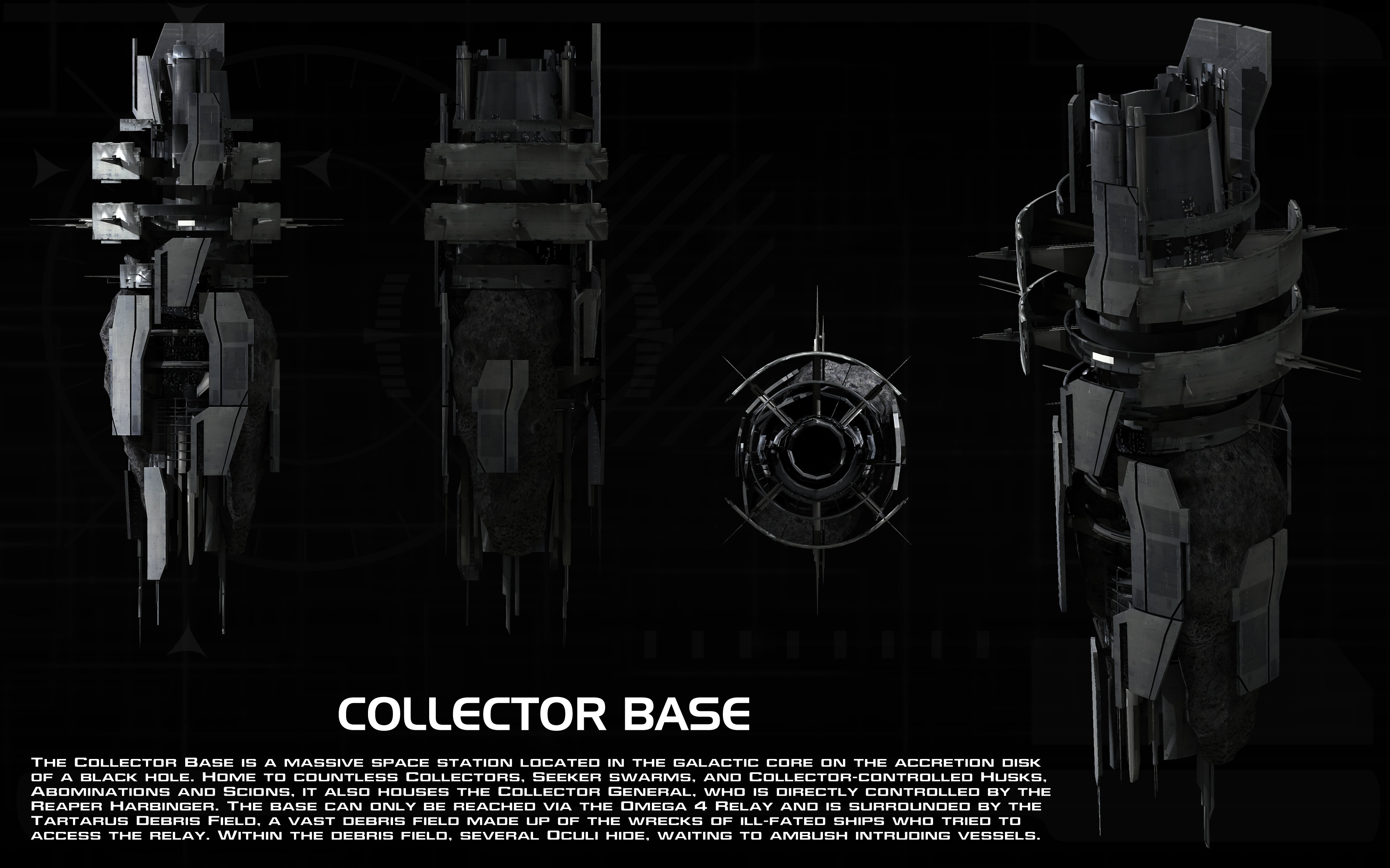 Collector Base Ortho By Unusualsuspex On DeviantArt