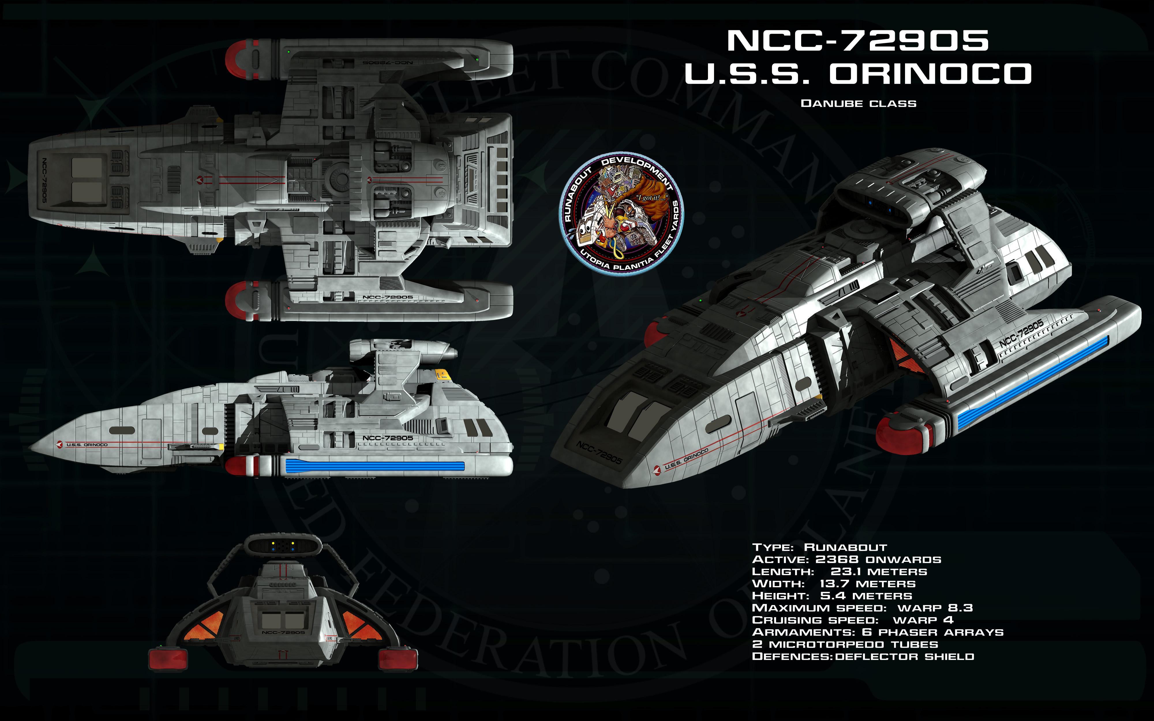 Danube Class Ortho Updated 449160604 on Star Trek Deep Space Nine Interior