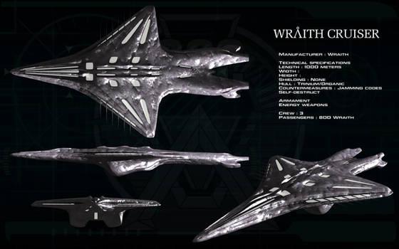 Wraith Cruiser ortho
