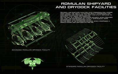 Romulan Drydocks