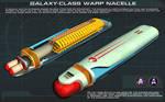 Warp Nacelle Tech Readout