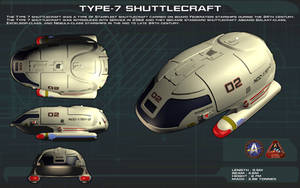Type 7 Shuttle ortho [new] by unusualsuspex
