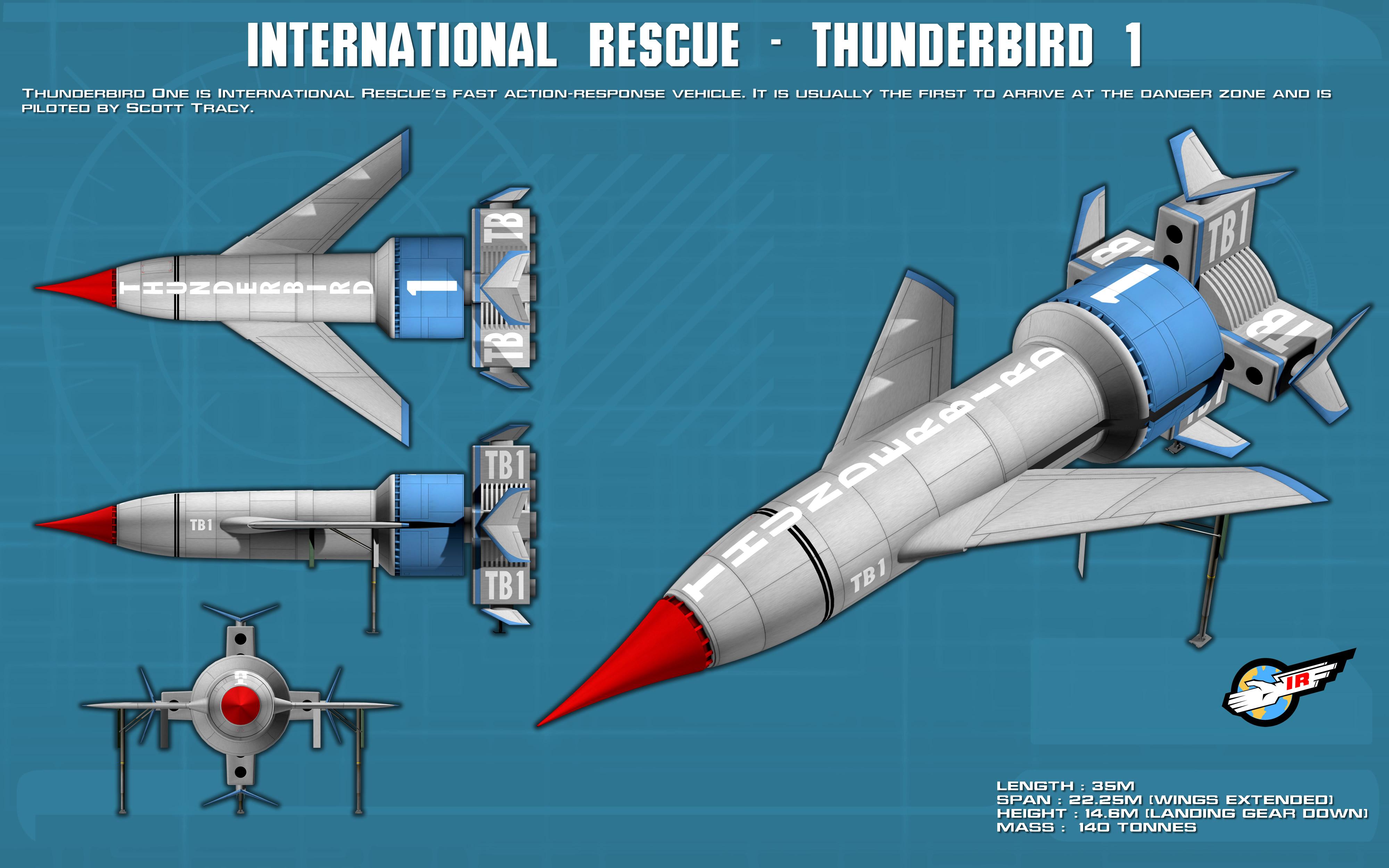 thunderbird 1 ortho new by unusualsuspex on deviantart