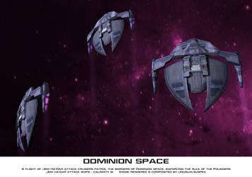 Dominion Space by unusualsuspex