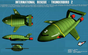 Thunderbird 2 [1] ortho [new] by unusualsuspex