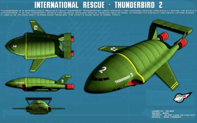 Thunderbird 2 [1] ortho [new] by unusualsuspex