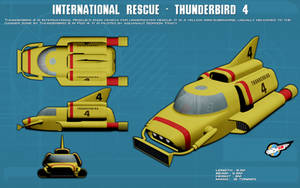 Thunderbird 4 ortho [new] by unusualsuspex