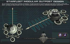Starfleet Modular Outpost ortho [new] by unusualsuspex