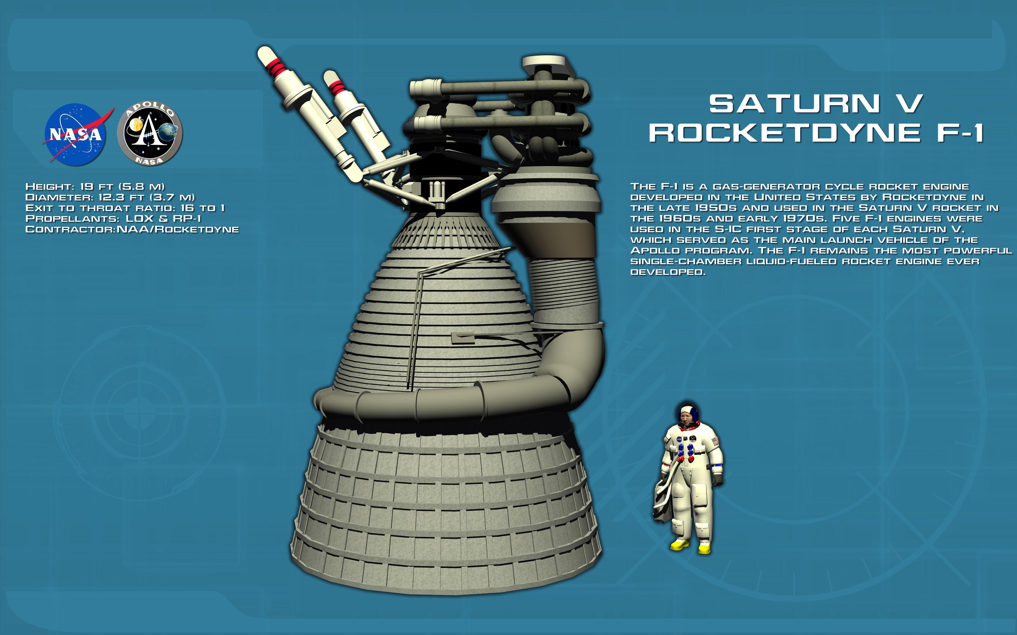 saturn v [3] rocketdyne f1 engine tech readout by unusualsuspex