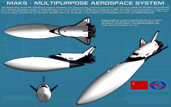 MAKS Multipurpose Aerospace System ortho [1] [new] by unusualsuspex