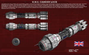 HMS Camden Lock ortho [new] by unusualsuspex
