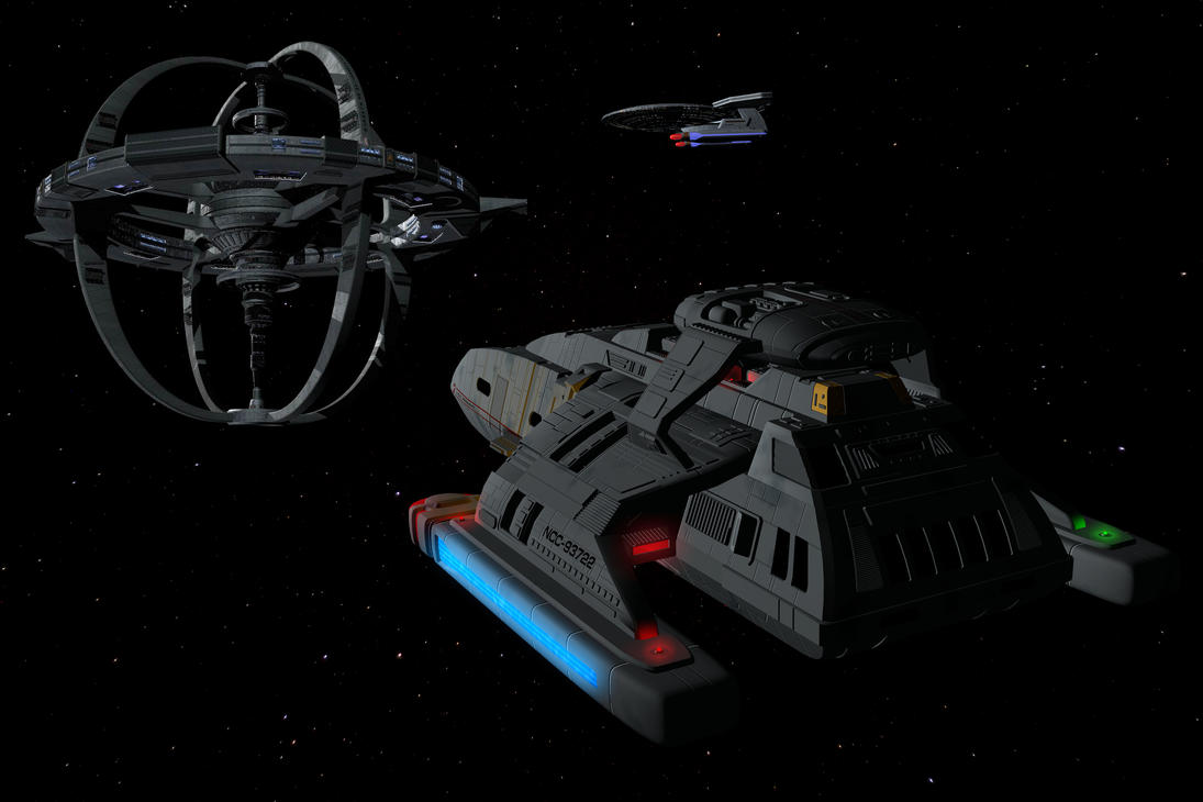 DS9 rises from the ashes... by unusualsuspex