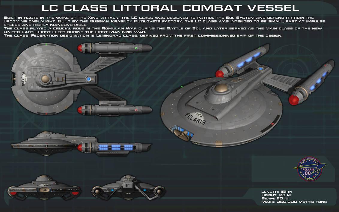 LC Class littoral combat vessel [New] by unusualsuspex