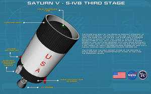 Saturn V S-IVB Third Stage Tech Readout [New] by unusualsuspex
