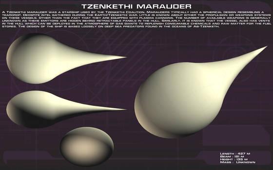 Tzenkethi Marauder ortho [New]