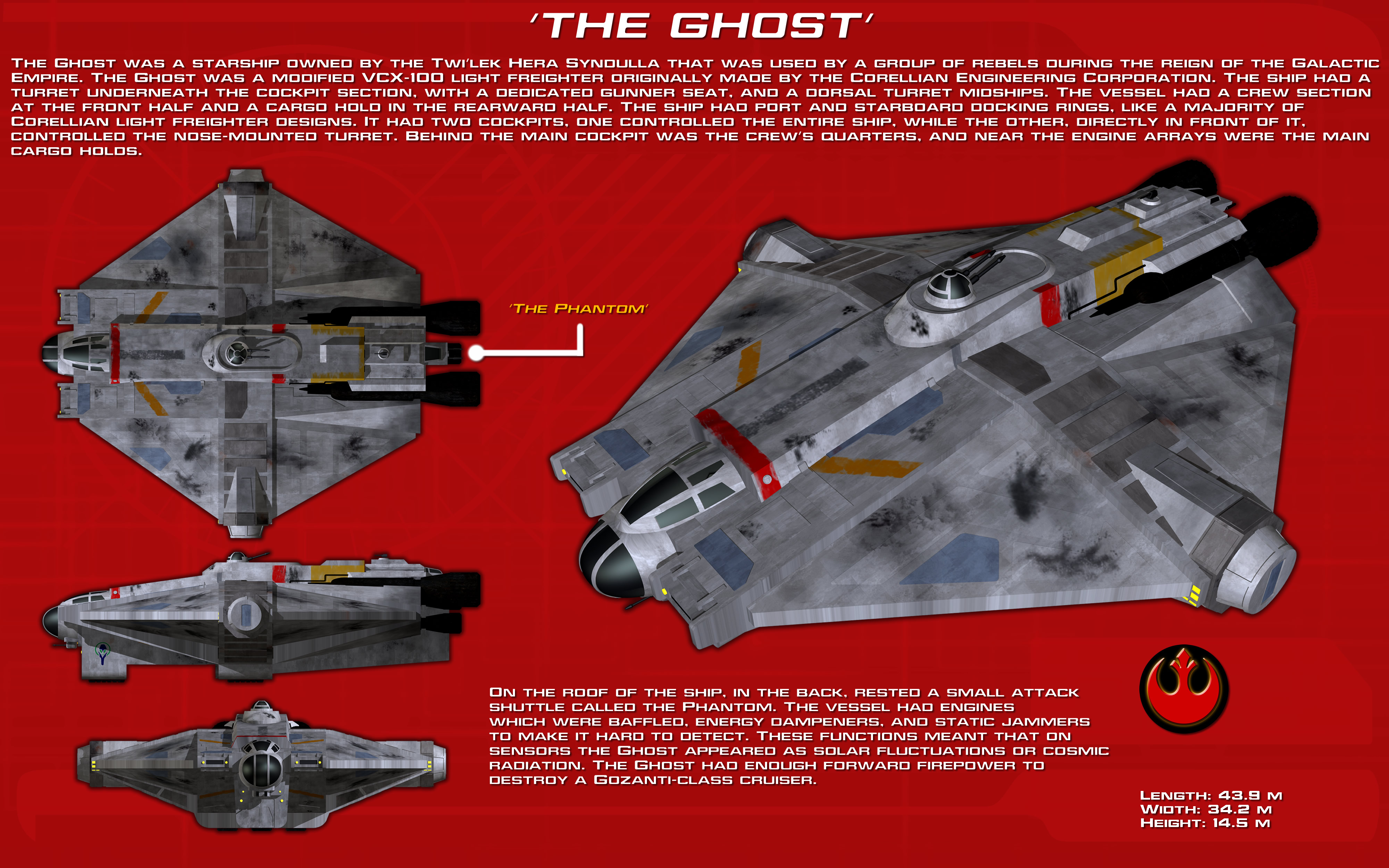 The Ghost Ortho New By Unusualsuspex On Deviantart
