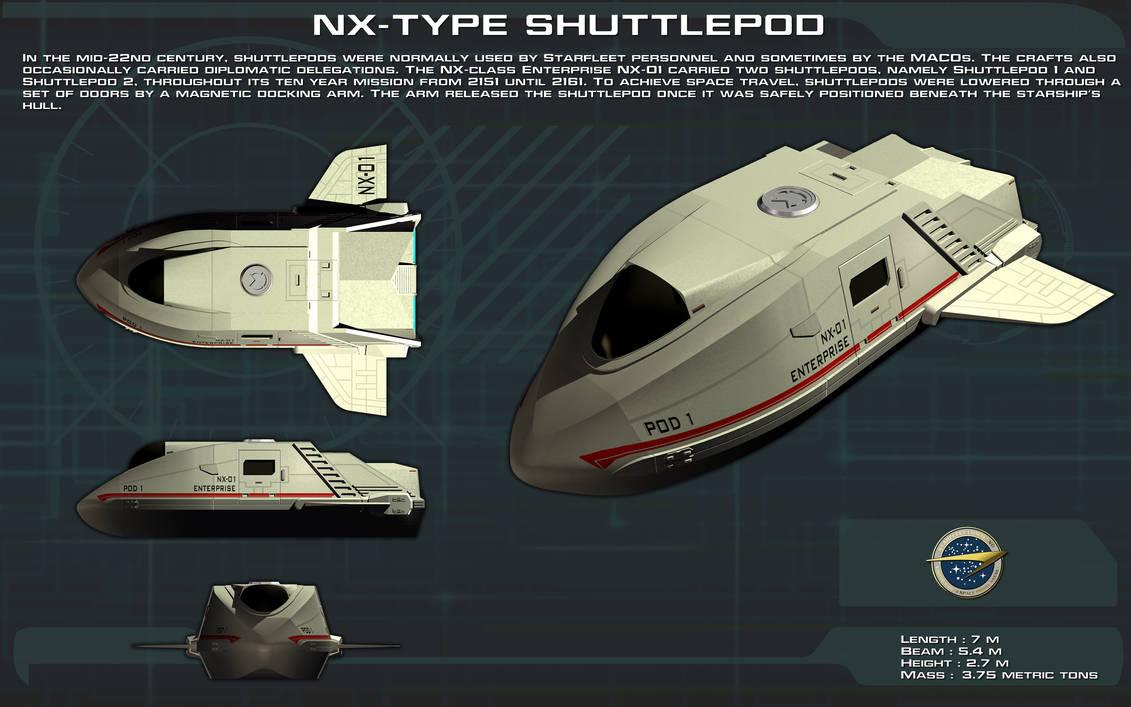 ENTERPRISE NX-01 REFIT - 2 by Kishi0690 on DeviantArt