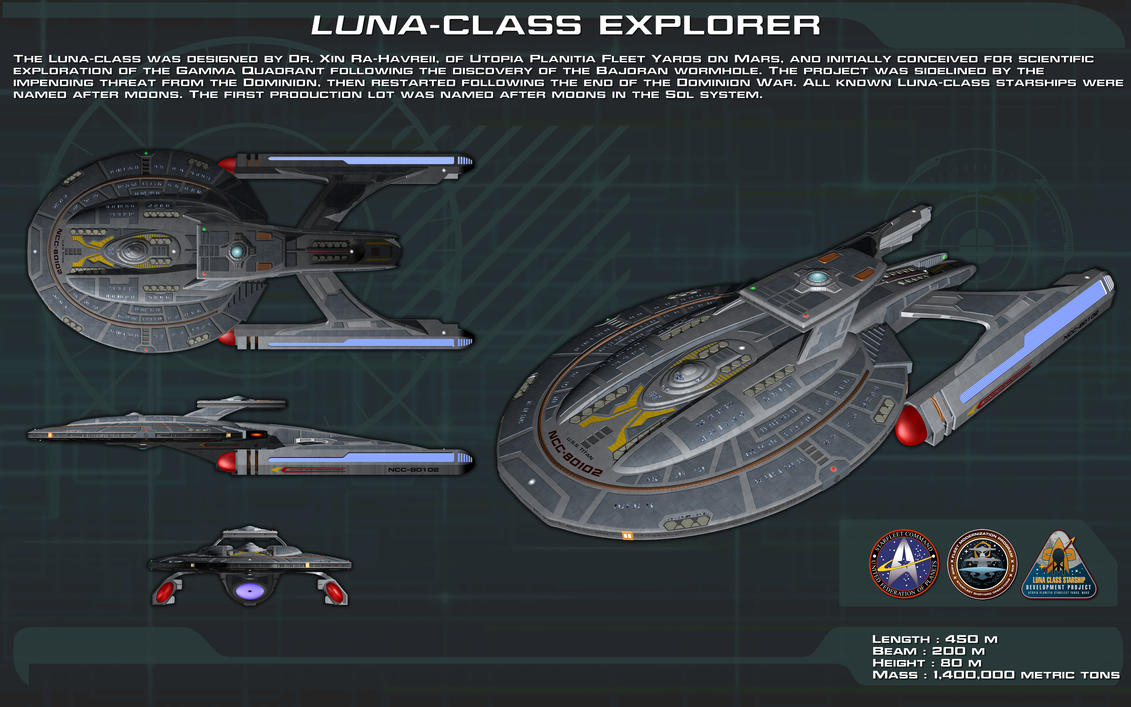 Luna Class ortho [New] by unusualsuspex on DeviantArt