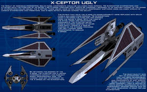 X-ceptor Ugly ortho [New] by unusualsuspex