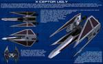 X-ceptor Ugly ortho [New]