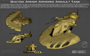 Armored Assault Tank ortho [New] by unusualsuspex