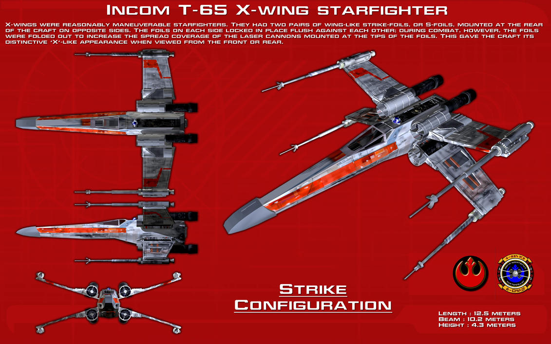 T 65 x wing starfighter 2new by unusualsuspex on deviantart t 65 x wing starfighter 2new by unusualsuspex malvernweather Image collections