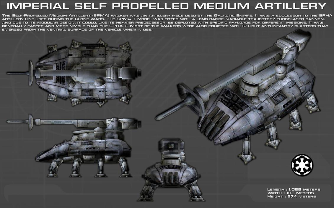 Self Propelled Medium Artillery ortho [New] by unusualsuspex