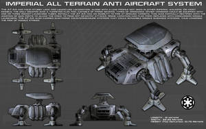 All Terrain Anti Aircraft system ortho [New] by unusualsuspex